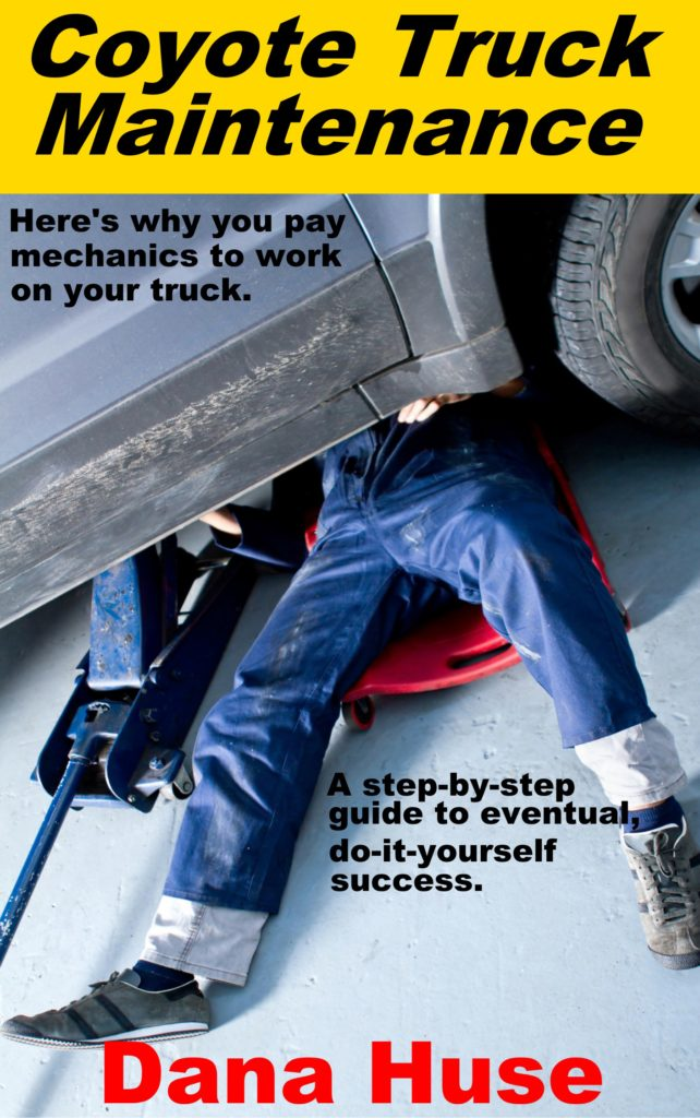 Book Cover: Coyote Truck Maintenance